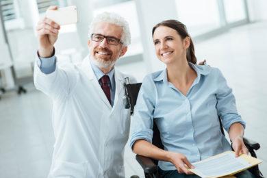Використання фото пацієнта в рекламі медичного закладу
