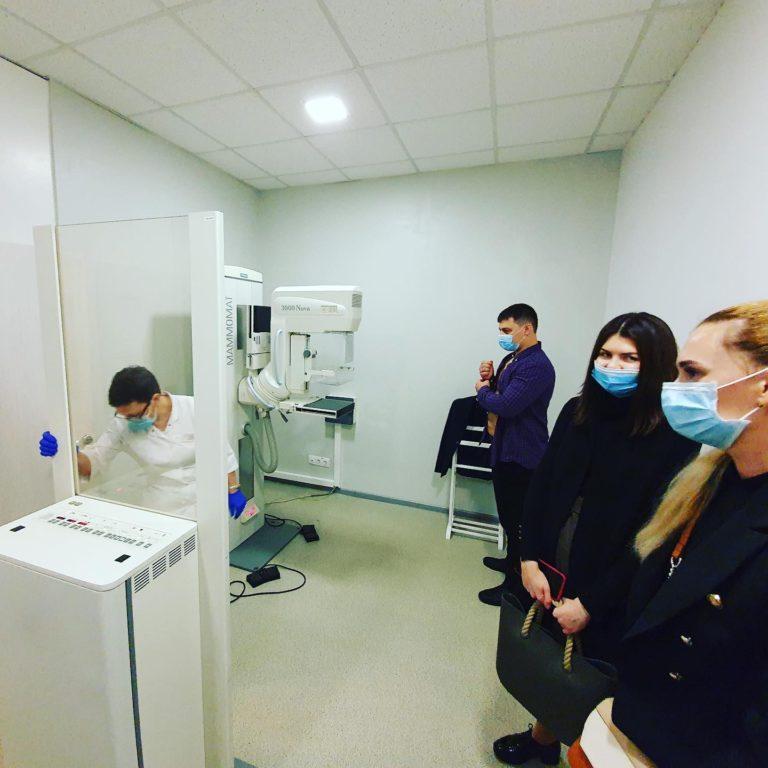 спеціалізований центр мамології