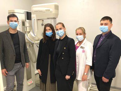 Спеціалізований центр мамології обмінявся досвідом з «МедРада»
